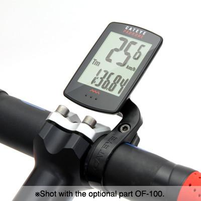 Bell bike speedometer setup