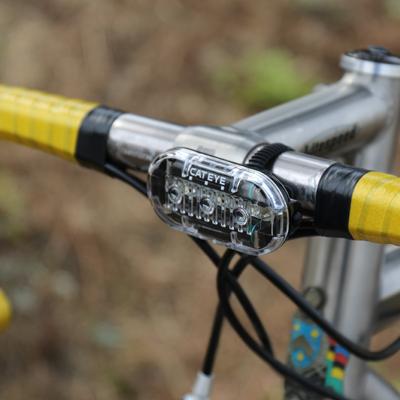 CATEYE OMNI 3 3 DEL vélo avant et arrière de sécurité Lightset