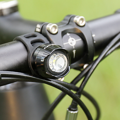 SL-LD160RC F//R CatEye Orb Rechargeable Front and Rear Bicycle Lights