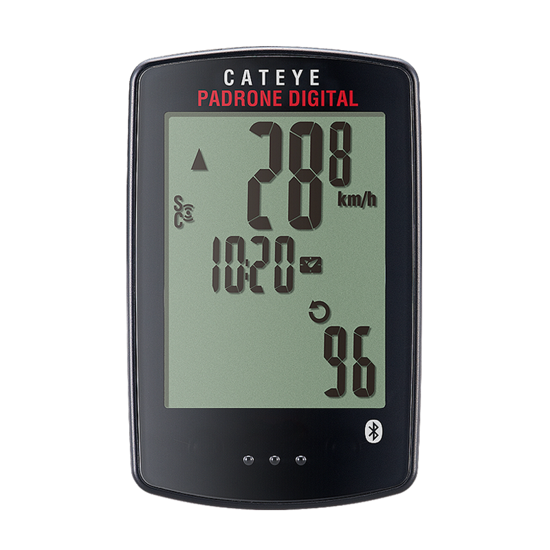 Cateye Comp Part 1604110 Of-200 Mount Out Front F//Light /& Wireless Bk