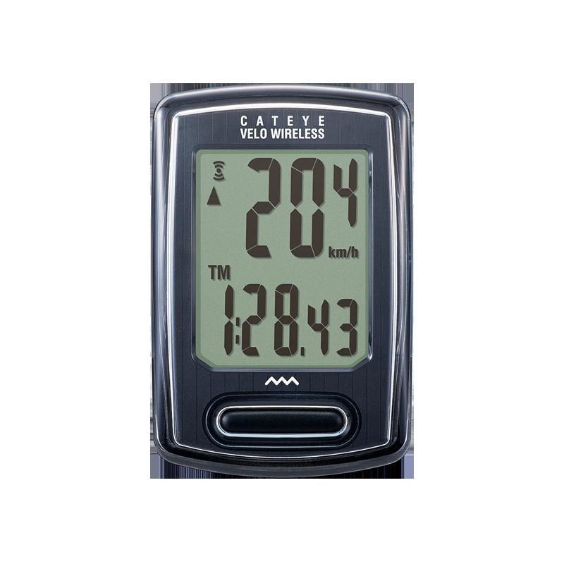 Cateye Cycling Bike Velo Wireless Digital Computer Speedometer CC-VT230W
